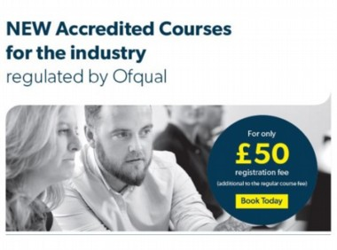 New accredited courses
