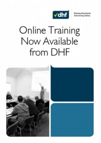 DHF launches online training courses