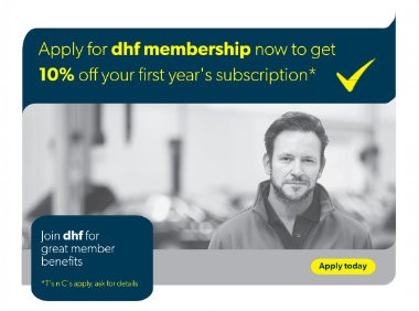10% Off dhf Membership OFFER