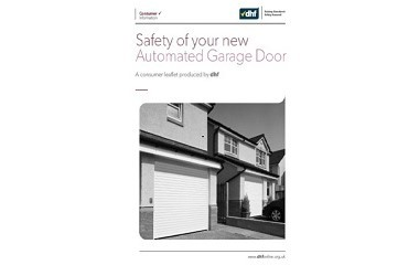 Safety of your new automated garage door