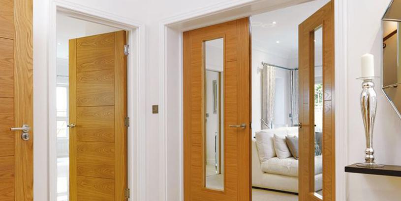 Delicieux Timber Doorsets